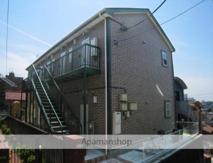 神奈川県横浜市港北区、大倉山駅徒歩27分の築8年 2階建の賃貸アパート