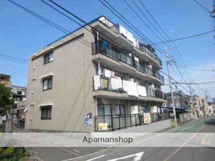 神奈川県横浜市神奈川区、大口駅徒歩9分の築19年 4階建の賃貸マンション