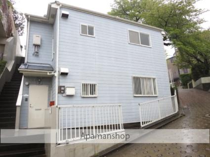 神奈川県横浜市港北区、新横浜駅徒歩14分の築25年 2階建の賃貸アパート