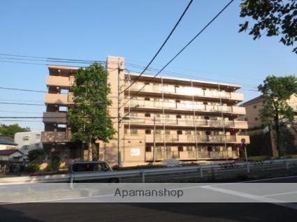 神奈川県横浜市港北区、菊名駅徒歩17分の築23年 5階建の賃貸マンション