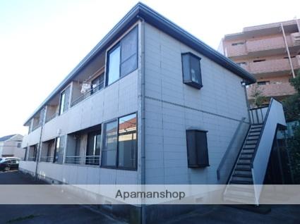神奈川県横浜市神奈川区、大口駅徒歩15分の築23年 2階建の賃貸アパート