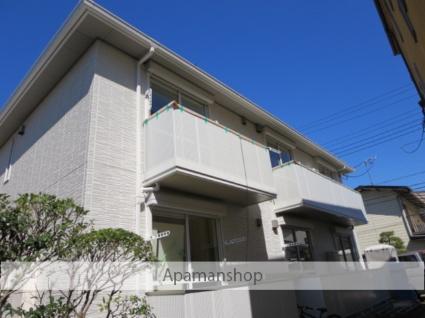 神奈川県横浜市港北区、菊名駅徒歩8分の築2年 2階建の賃貸アパート