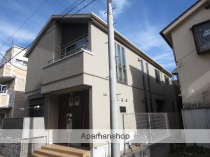神奈川県横浜市神奈川区、大口駅徒歩10分の築5年 2階建の賃貸アパート
