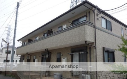 神奈川県横浜市港北区、綱島駅徒歩14分の築10年 2階建の賃貸アパート