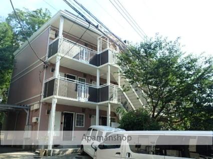 神奈川県横浜市港北区、新横浜駅徒歩7分の築27年 3階建の賃貸マンション