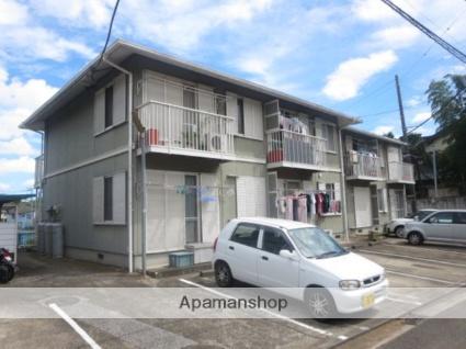 神奈川県横浜市港北区、仲町台駅徒歩22分の築23年 2階建の賃貸アパート