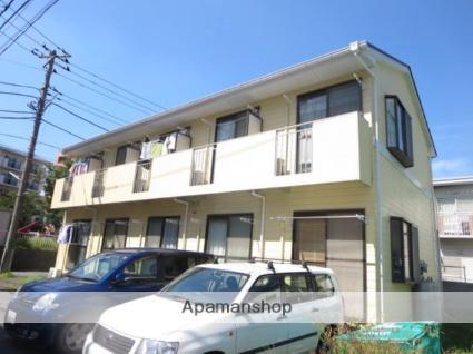 神奈川県横浜市港北区、菊名駅徒歩10分の築22年 2階建の賃貸アパート