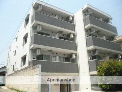 神奈川県横浜市港北区、新横浜駅徒歩14分の築8年 4階建の賃貸マンション