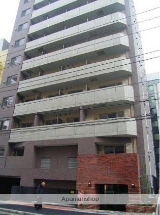 神奈川県横浜市港北区、新横浜駅徒歩8分の築8年 11階建の賃貸マンション