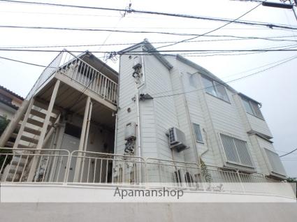 神奈川県横浜市港北区、菊名駅徒歩10分の築31年 2階建の賃貸アパート