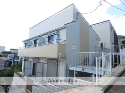 神奈川県横浜市港北区、菊名駅徒歩6分の築1年 2階建の賃貸アパート