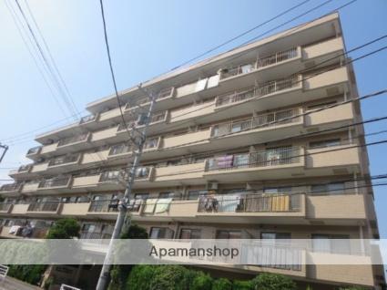 神奈川県横浜市港北区、新横浜駅徒歩17分の築26年 7階建の賃貸マンション