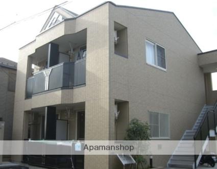 神奈川県横浜市鶴見区、菊名駅徒歩12分の築8年 2階建の賃貸アパート
