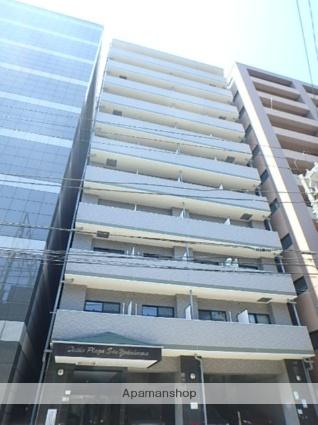 神奈川県横浜市港北区、小机駅徒歩18分の築19年 10階建の賃貸マンション