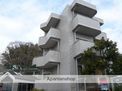 神奈川県横浜市神奈川区、大口駅徒歩16分の築28年 3階建の賃貸マンション