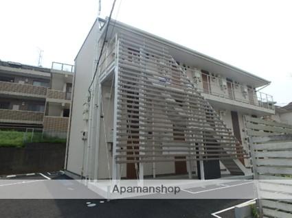 神奈川県横浜市港北区、菊名駅徒歩11分の築1年 2階建の賃貸アパート