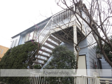 神奈川県横浜市港北区、菊名駅徒歩7分の築29年 2階建の賃貸アパート