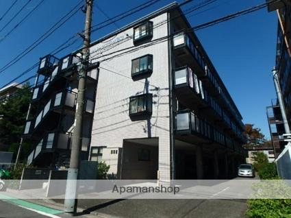 神奈川県横浜市港北区、綱島駅徒歩26分の築21年 4階建の賃貸マンション
