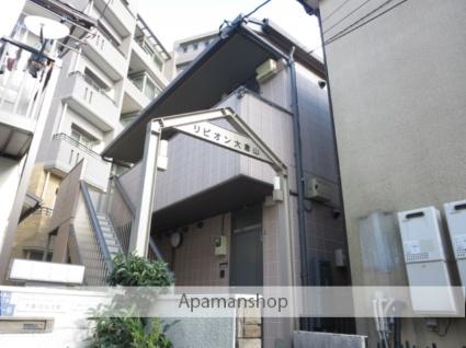 神奈川県横浜市港北区、大倉山駅徒歩5分の築10年 2階建の賃貸アパート
