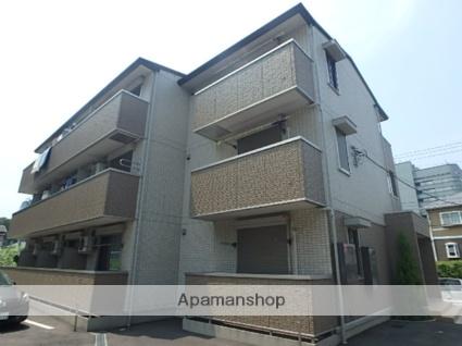 神奈川県横浜市港北区、菊名駅徒歩20分の新築 3階建の賃貸アパート