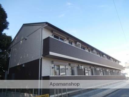 神奈川県横浜市港北区、新横浜駅徒歩3分の新築 2階建の賃貸アパート