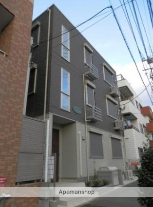 神奈川県横浜市港北区、綱島駅徒歩9分の新築 3階建の賃貸アパート