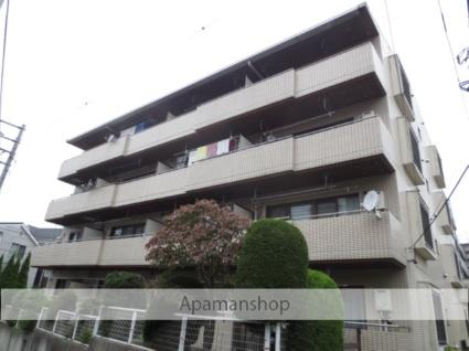 神奈川県横浜市緑区、鴨居駅徒歩16分の築28年 4階建の賃貸マンション