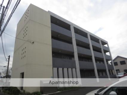 神奈川県横浜市緑区、鴨居駅徒歩6分の築20年 4階建の賃貸マンション