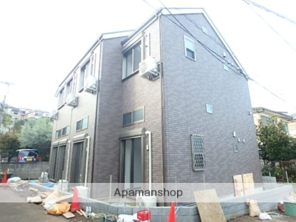 神奈川県横浜市港北区、新横浜駅徒歩18分の新築 2階建の賃貸アパート