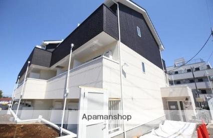 神奈川県横浜市鶴見区、菊名駅徒歩10分の新築 3階建の賃貸アパート