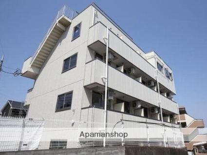 神奈川県横浜市鶴見区、菊名駅徒歩10分の新築 4階建の賃貸マンション
