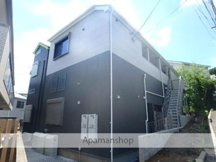 神奈川県横浜市港北区、新横浜駅徒歩9分の新築 2階建の賃貸アパート