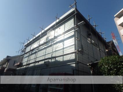 神奈川県横浜市港北区、新羽駅徒歩5分の築28年 2階建の賃貸アパート