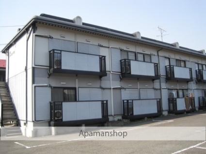 神奈川県横浜市港北区、綱島駅徒歩16分の築23年 2階建の賃貸アパート