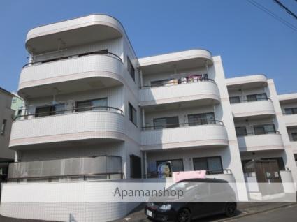 神奈川県横浜市港北区、菊名駅徒歩13分の築25年 3階建の賃貸マンション