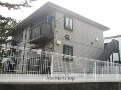 神奈川県横浜市神奈川区、白楽駅徒歩6分の築17年 2階建の賃貸アパート