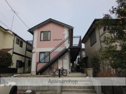 神奈川県横浜市港北区、新横浜駅徒歩13分の築15年 2階建の賃貸アパート