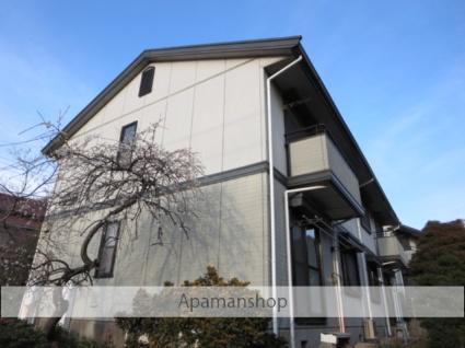 神奈川県横浜市港北区、菊名駅徒歩16分の築24年 2階建の賃貸アパート