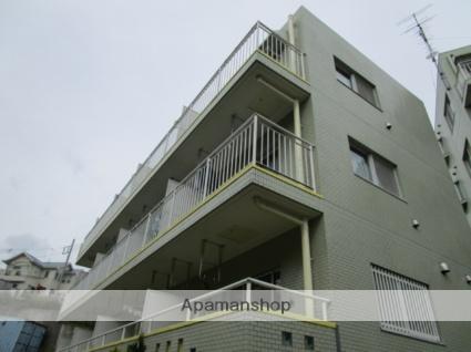 神奈川県横浜市神奈川区、片倉町駅徒歩18分の築25年 3階建の賃貸マンション