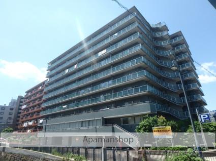 神奈川県横浜市西区、戸部駅徒歩8分の築21年 10階建の賃貸マンション