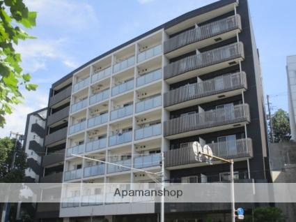 神奈川県横浜市神奈川区、横浜駅徒歩8分の築8年 6階建の賃貸マンション