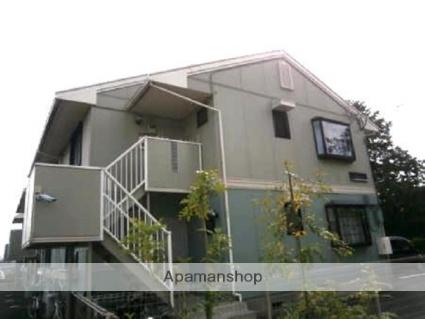 神奈川県横浜市保土ケ谷区、和田町駅徒歩26分の築23年 2階建の賃貸アパート