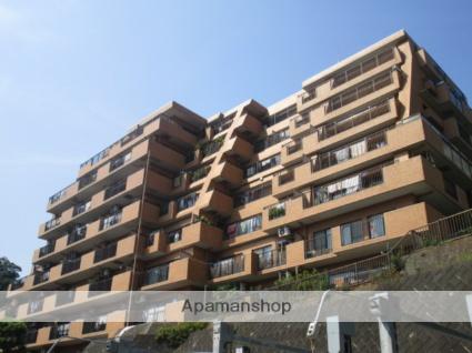 神奈川県横浜市西区、横浜駅徒歩13分の築31年 9階建の賃貸マンション