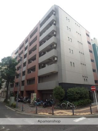 神奈川県横浜市中区、桜木町駅徒歩15分の築13年 11階建の賃貸マンション