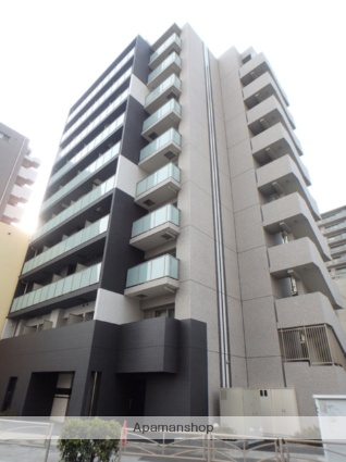 神奈川県横浜市中区、黄金町駅徒歩4分の築3年 10階建の賃貸マンション