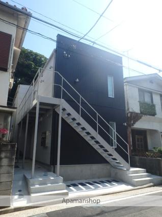 神奈川県横浜市南区、南太田駅徒歩18分の築1年 2階建の賃貸アパート