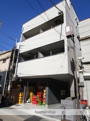 神奈川県横浜市中区、桜木町駅徒歩7分の築1年 4階建の賃貸アパート