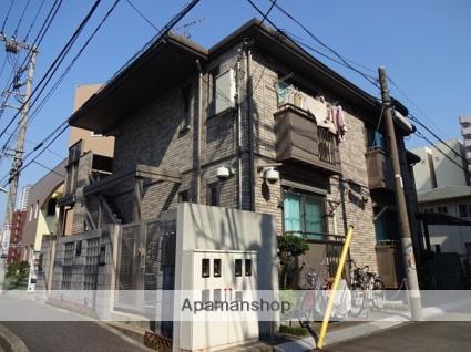 神奈川県横浜市西区、横浜駅徒歩10分の築8年 2階建の賃貸アパート