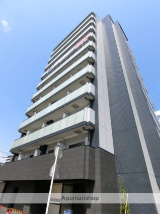 神奈川県横浜市中区、関内駅徒歩8分の新築 11階建の賃貸マンション