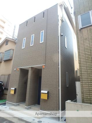 神奈川県横浜市西区、横浜駅徒歩15分の新築 3階建の賃貸アパート